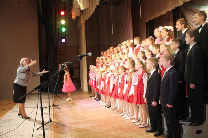 Образцовый хор «Пралескі»