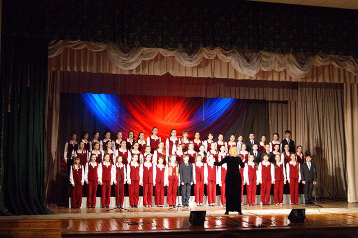 Образцовый хор «Камертон»